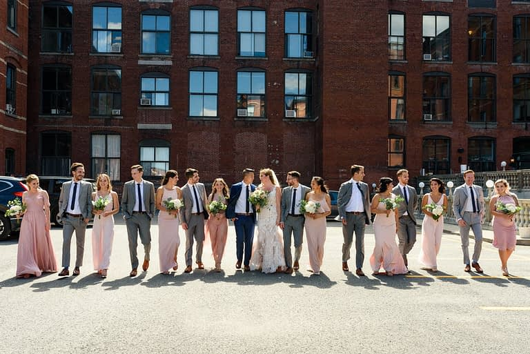 How much time do you need for wedding photos?