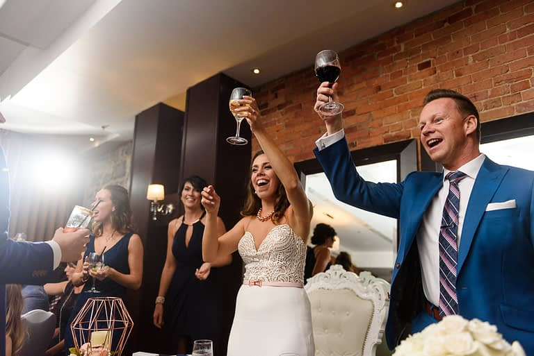 Hotel Nelligan wedding in Old Montreal